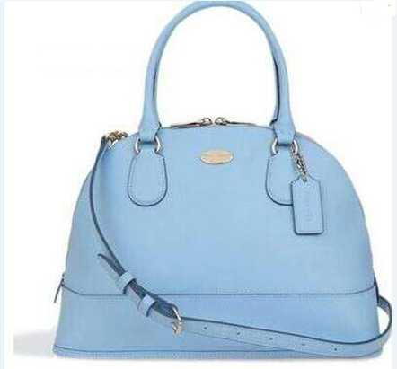 2017 Authentic Coach Sky Blue Totes Handbags