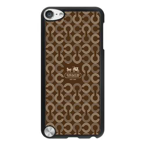 Coach Logo Monogram Brown iPod Touch 5TH CAI