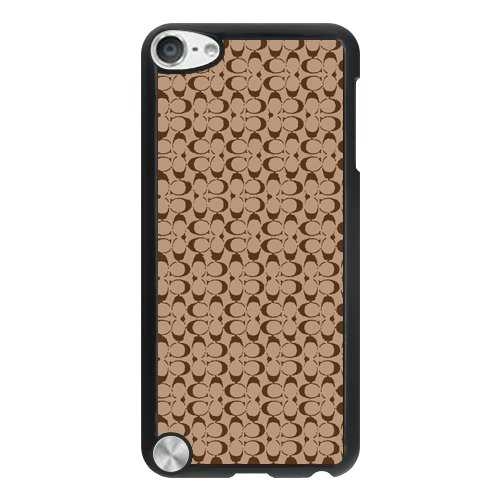 Coach Logo In Signature Camel iPod Touch 5TH CAK